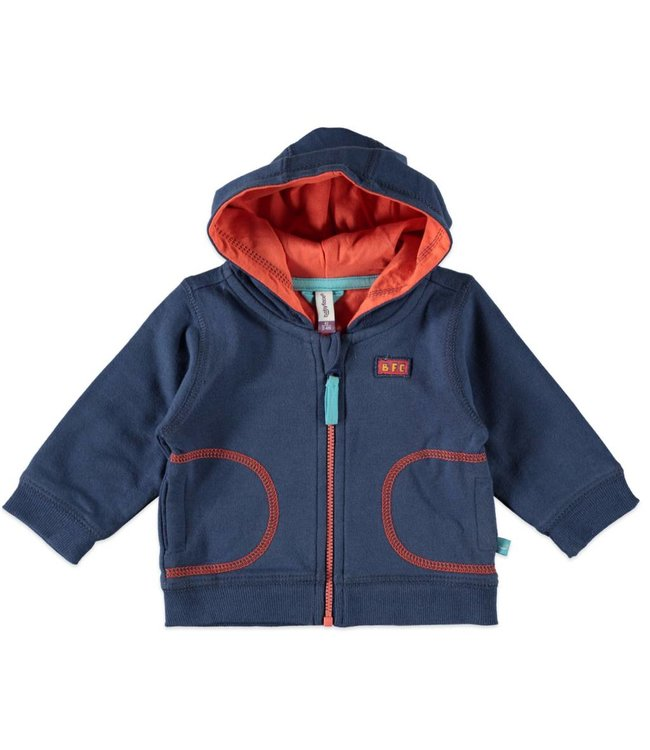 Babyface Baby Boys Sweat Jacke royal