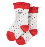 Babyface Baby Girls Socken soft white