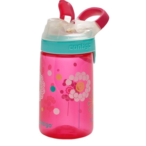 Kindertrinkflasche Gizmo Sip Cherry