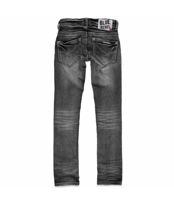 Blue Rebel Mädchen Jeans Calciet Super Skinny