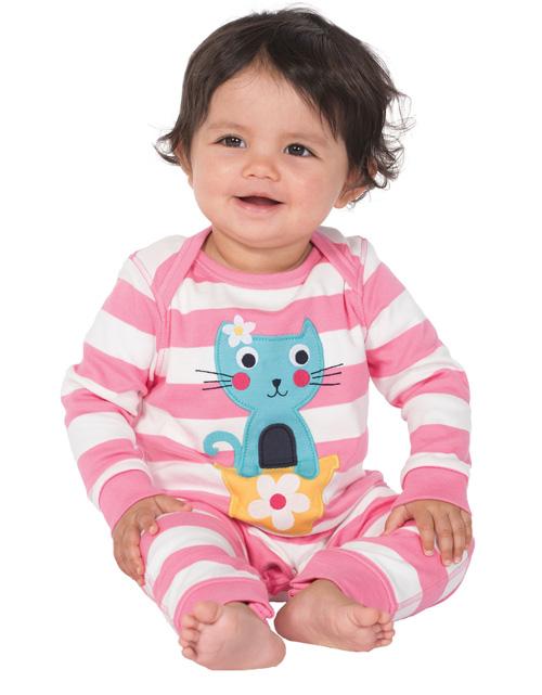 Baby Body und Strampler Modelle