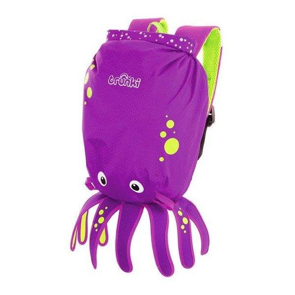 wasserfester Rucksack Octopus