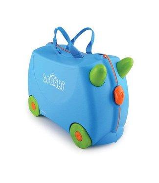 Trunki Kinderkoffer Terrance blau