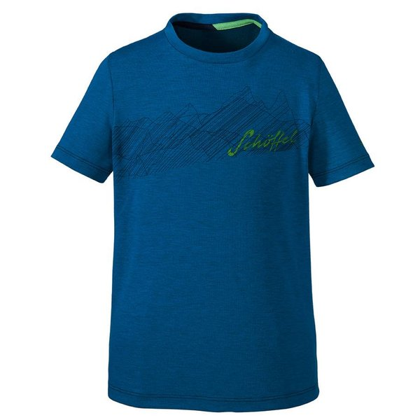 Kinder T-Shirt Porto dunkelblau