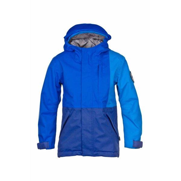 Kinder Regenjacke Atin blau