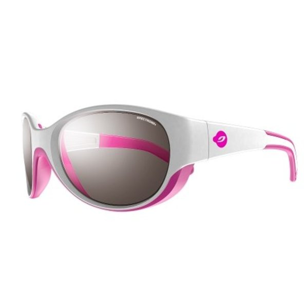 Kindersonnenbrille Lily weiss/rose