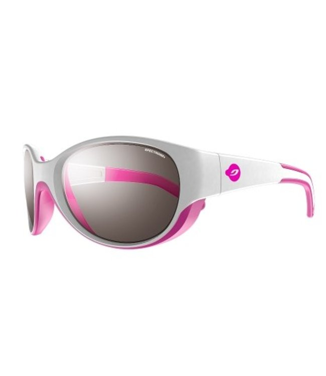 Julbo Kindersonnenbrille Lily weiss/rose