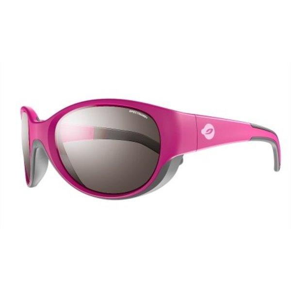 Kindersonnenbrille Lily fuchsia/grau