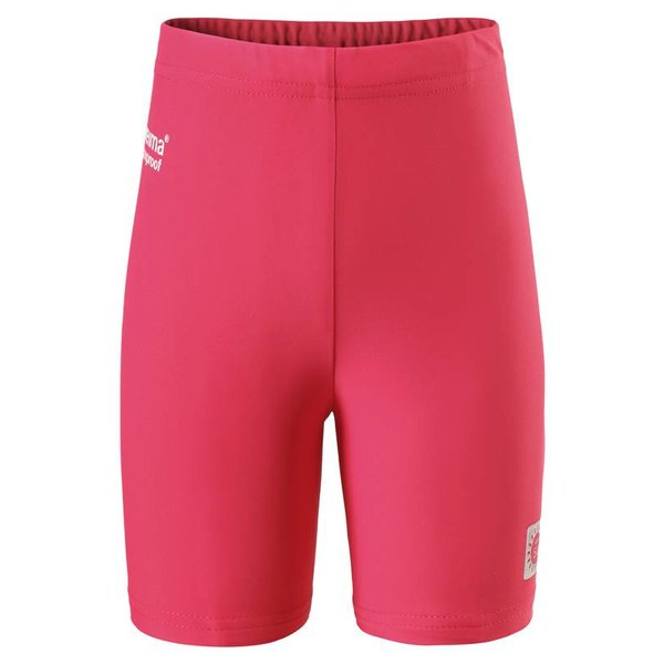 Kleinkinder Badeshorts Hawaii strawberry red