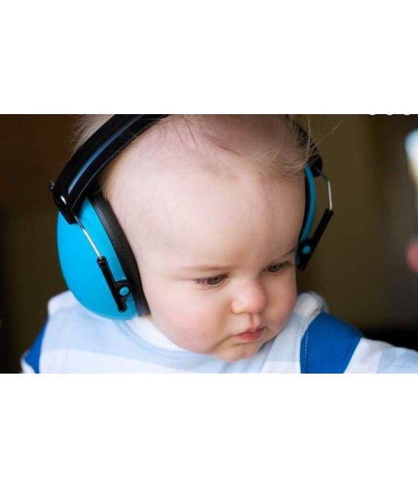 Banz KINDER Gehörschutz Kopfhörer 2-12 Jahre Squiggle
