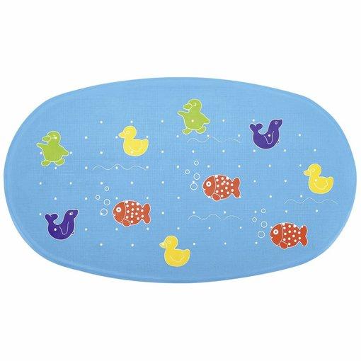 Reer Antirutsch-Badewannenmatte mit Tiermotiv