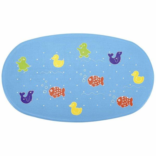 Antirutsch-Badewannenmatte mit Tiermotiv