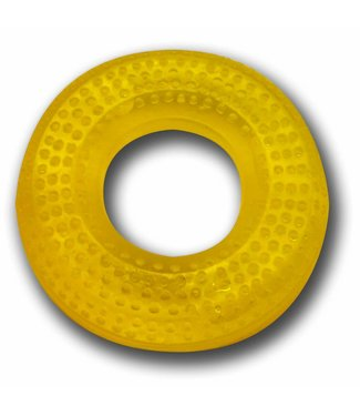 Reer Eisbeiß-Ring, gelb