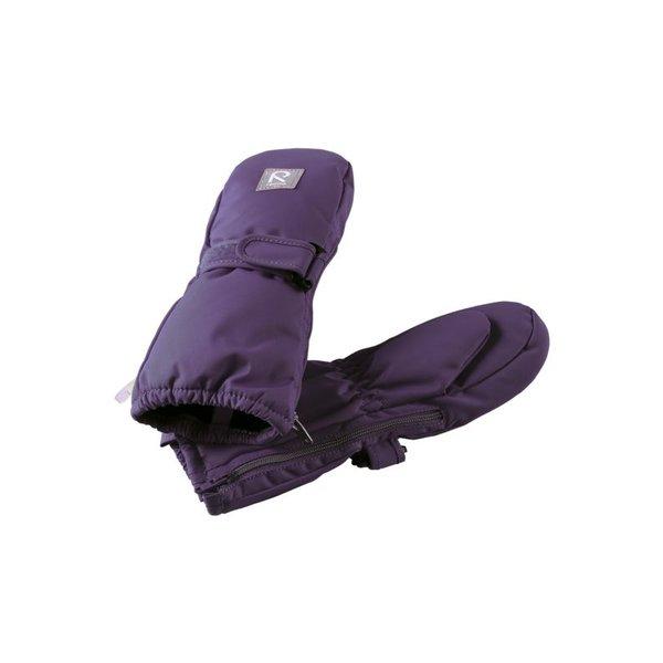Kleinkinder Winter Fäustlinge Tassu deep violet