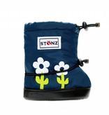 Stonz Bootie Blumen