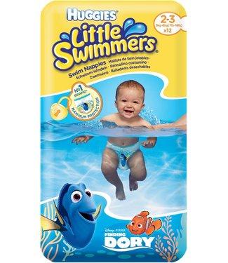 Huggies Schwimmwindeln Gr. 2-3 / 3 - 8 kg