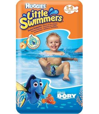 Huggies Schwimmwindeln Gr. 5-6 / 12 - 18 kg