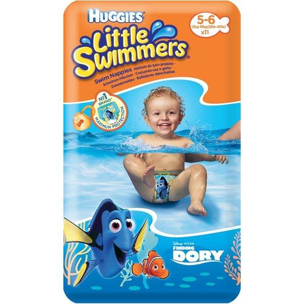 Schwimmwindeln Gr. 5-6 / 12 - 18 kg