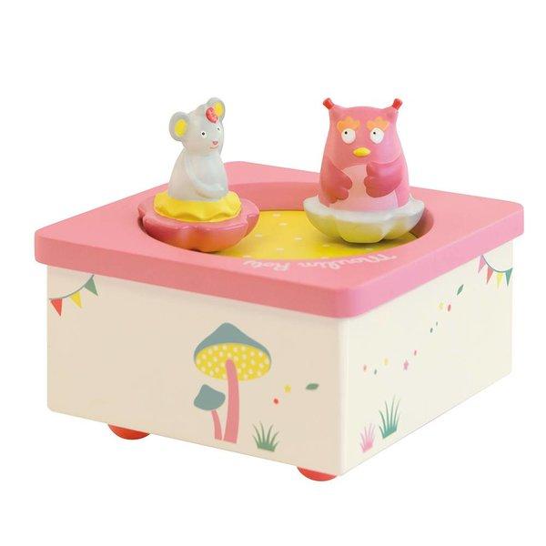Spieluhr Mademoiselle et Ribambelle