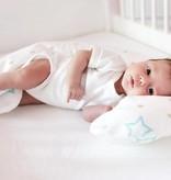 Zewi bébé-you Baby-Lagerungskissen ca. 100 cm gelb