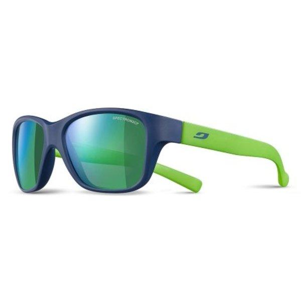 Kindersonnenbrille Turn dunkelblau grün