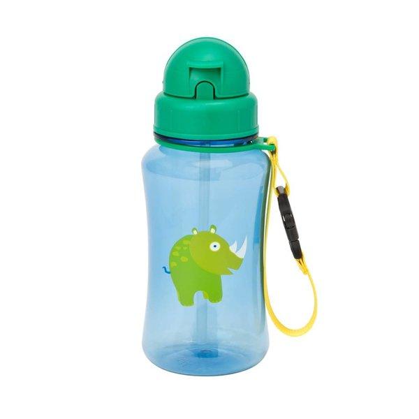 Trinkflasche Nashorn