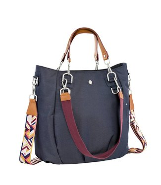 Lässig Wickeltasche Mix'n Match denim blue