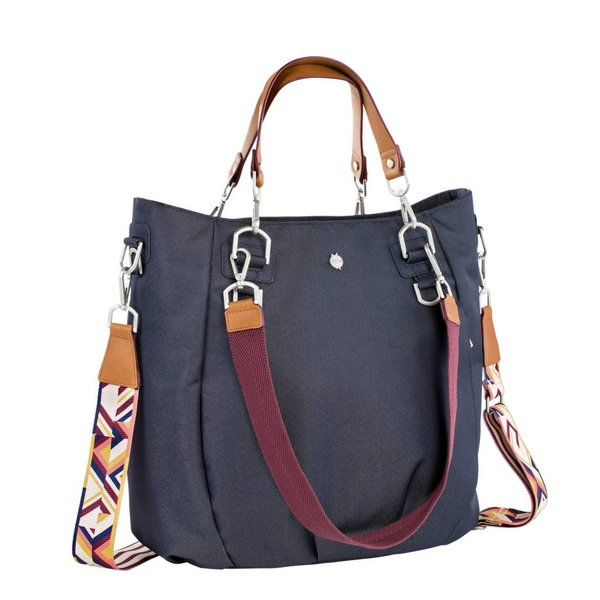 Wickeltasche Mix'n Match denim blue