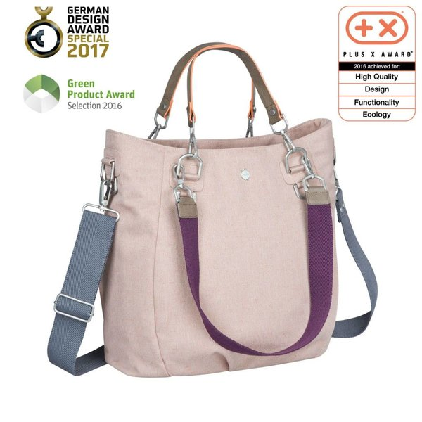 Wickeltasche Mix'n Match rose
