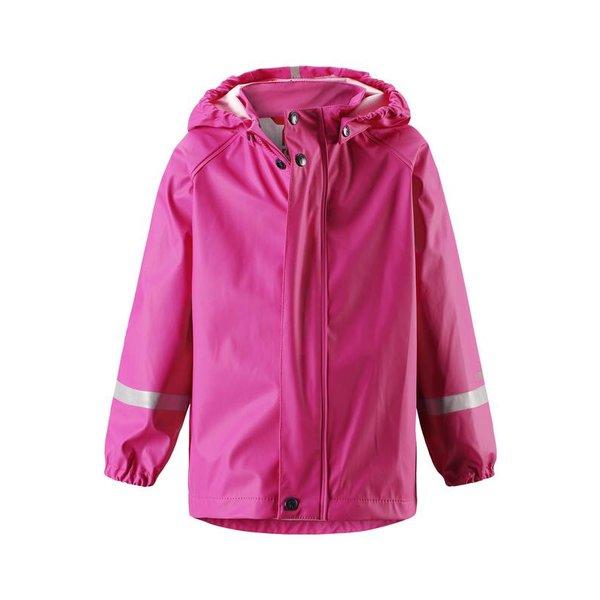 Kinder Regenjacke Lampi pink