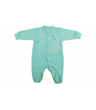 Zewi bébé-jou Baby Kombi Frottée-Strech Confetti Party