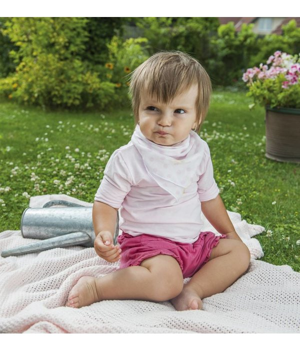 Zewi bébé-you Baby-Gaze dreiecke