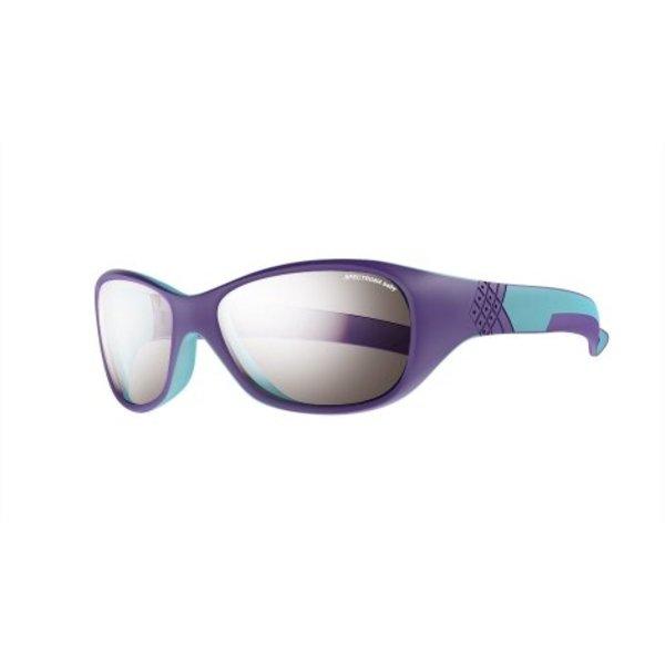 Kindersonnenbrille Solan violett türkis
