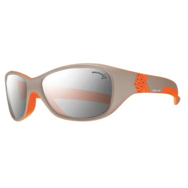 Kindersonnenbrille Solan grau orange
