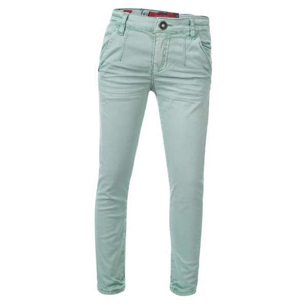 Mädchen Jeans Chino Mint