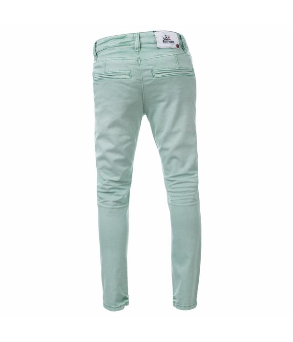 Blue Rebel Mädchen Jeans Chino Mint