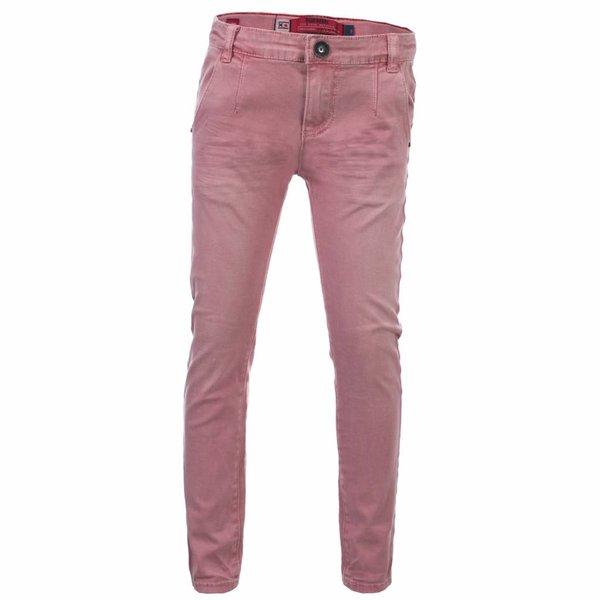 Mädchen Jeans Chino Pink