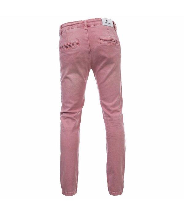 Blue Rebel Mädchen Jeans Chino Pink