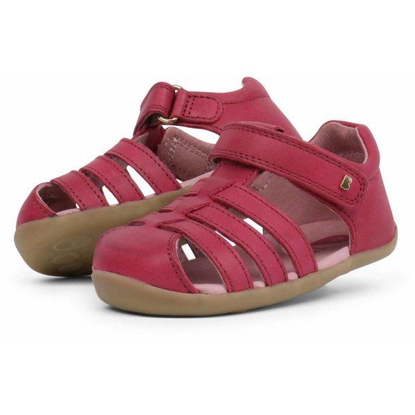 Baby Sandale Jump dark pink