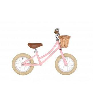 Bobbin Gingersnap Laufrad Pink
