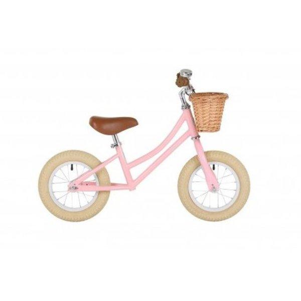 Gingersnap Laufrad Pink
