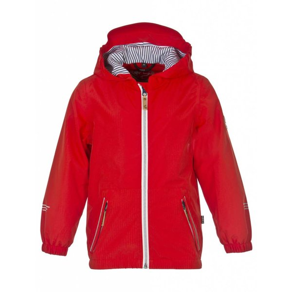 Kinder Regenjacke Balthazar fiery red