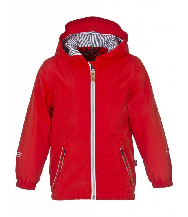 Rukka Kinder Regenjacke Balthazar fiery red