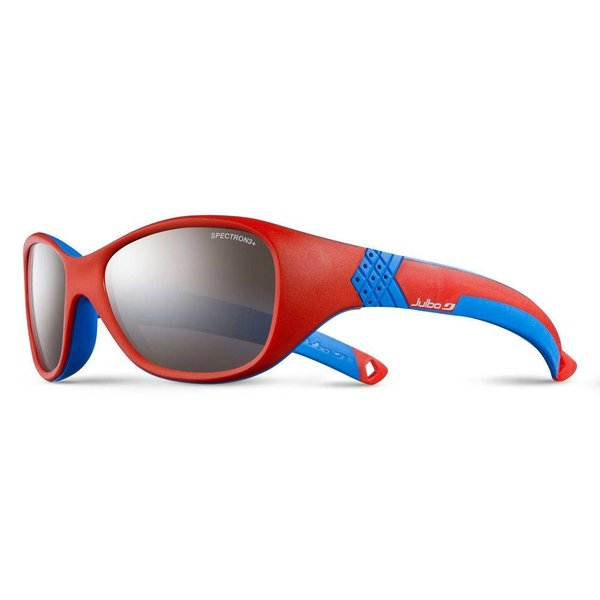 Kindersonnenbrille Solan rot/blau