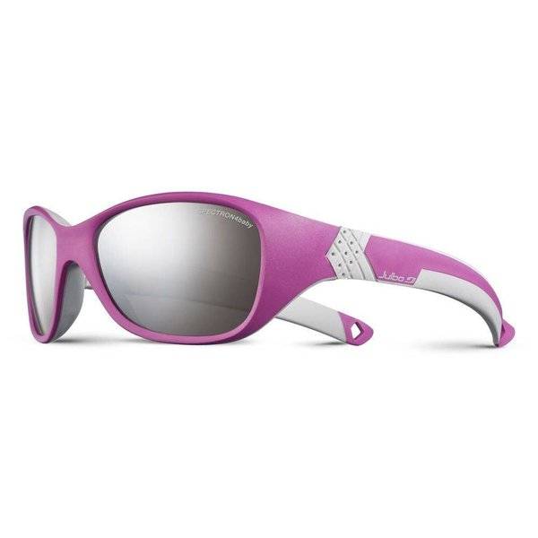 Kindersonnenbrille Solan rosa/grau