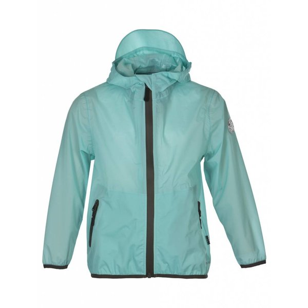 Kinder Regenjacke Shelter angel blue