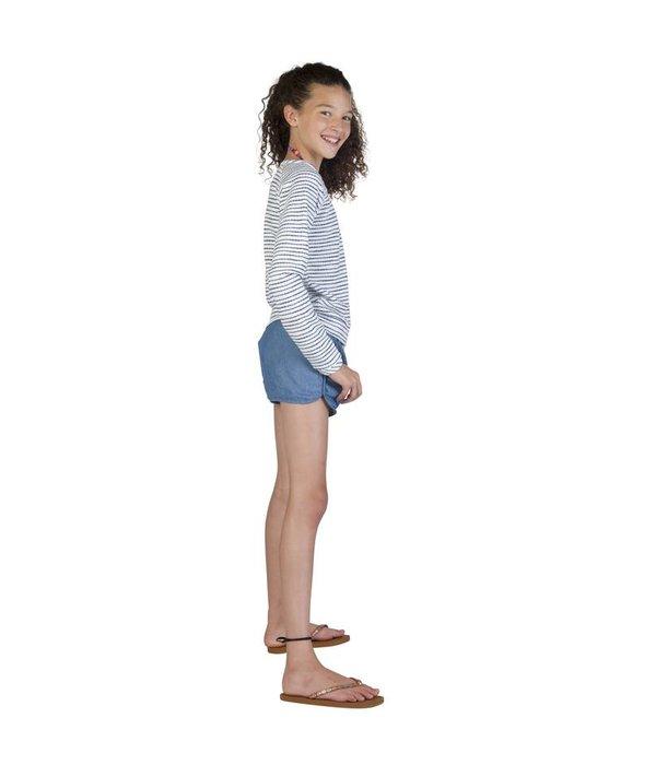 Protest Mädchen Sweatshirt Noa seashell