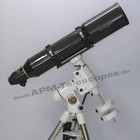 Omegon Omegon Teleskop AP 150/1000 ED Triplet Carbon Apo