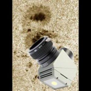 """Baader Planetarium  2"""" Cool-Ceramic Herschelprisma fotografisch"""