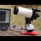 Lacerta Merlin Fotokopf mit Handsteuerung und Zubehör Set
